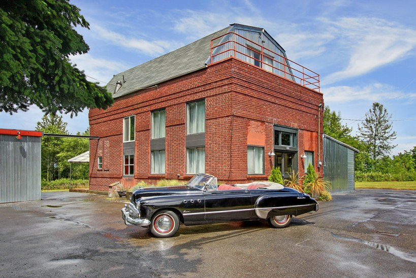 Unusual home in West Seattle Real Estate